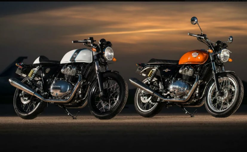 The Royal Enfield Himalayan, along with the 650 Twins will be assembled in Argentina