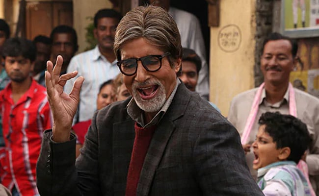 '12 Years Of Bhootnath': Amitabh Bachchan Celebrates With An Interesting Fact From Agneepath