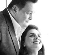 "Rishi Kapoor's Wife Neetu Writes Of ""Immense Gratitude For Past Few Months"""