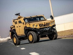 Anand Mahindra Says This Armoured Vehicle Is One Of The 'Meanest Machines'