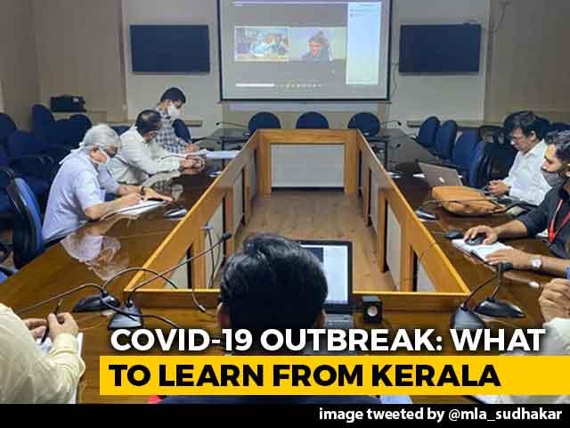 Video : Karnataka Makes A Video Call For Kerala Model To Contain Coronavirus