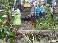 पश्चिम बंगाल: विरोध प्रदर्शन की वजह से नहीं हो पा रहा चक्रवात प्रभावित इलाकों में मरम्मत का काम
