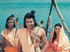Aired Again After 33 Years, <i>Ramayan</i> Sets World Record. See Doordarshan's Tweet