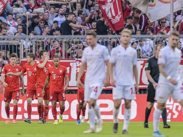 Bundesliga German Football League Highlights: Benjamin Pavard, Robert Lewandowski Score As Bayern Munich Beat Union Berlin 2-0