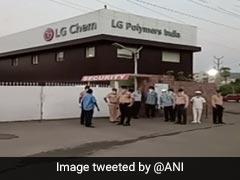 ஆந்திராவில் ரசாயன வாயு கசிவு; 11 பேர் பலி! 1000 பேர் பாதிக்கப்பட்டுள்ளதாக தகவல்!!