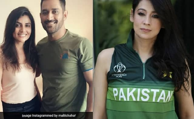 Women Cricket Fans who become star after appearing in a TV during Live match