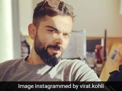 "Virat Kohli Trolls Kevin Pietersen For ""Shave Your Beard Off"" Comment On Throwback Picture"