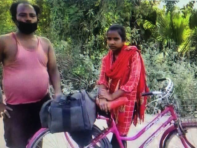 Bihar Girl Who Cycled 1,200 Km With Sick Father Called For Trials By Cycling Federation Of India