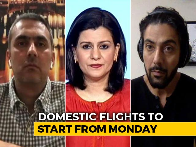 Video : Flights To Resume Soon: How Can India Reopen Safely?