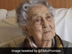 113-Year-Old Spanish Woman, Isolated In Room For Weeks, Beats Coronavirus