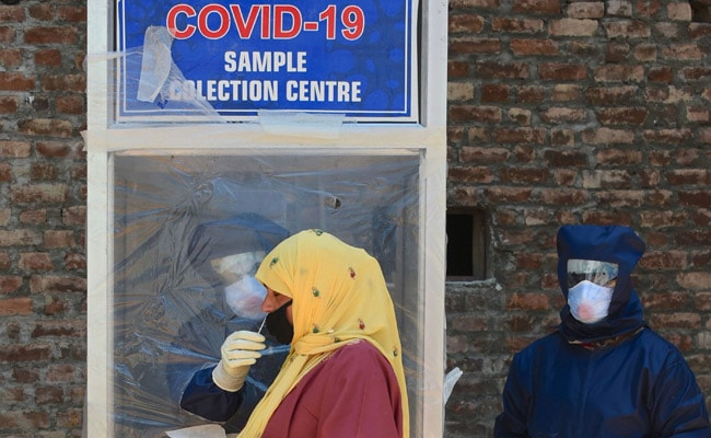 J&K Records Biggest Single Day Spike With 162 COVID-19 Cases