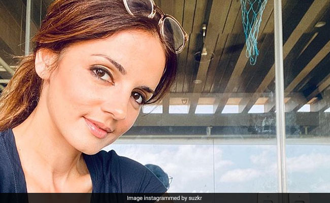 Sussanne Khan, Sharing Hrithik Roshan's Home In Lockdown, Is 'Getting Used To New Normal'