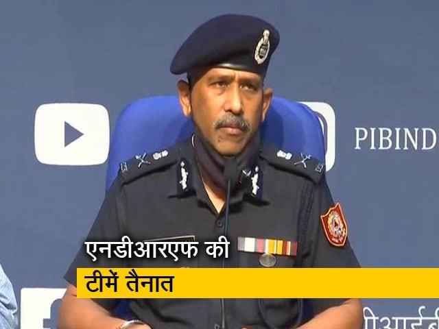 Videos : 'अम्फान' को कोविड के संदर्भ में देखने की जरूरत : NDRF महानिदेशक