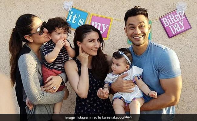 To Birthday Boy Kunal Kemmu, With Love From Kareena Kapoor And Family