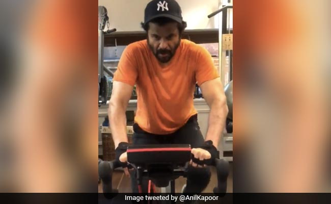 "For This Anniversary ""Crime,"" Anil Kapoor Is Now Doing The Time"