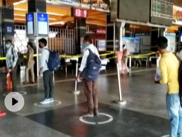 Video | Train Ticket Reservation Counters To Open At Select Railway Stations From Tomorrow
