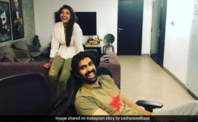 Wie bezaubernd sind die frisch verlobten Miheeka Bajaj und Rana Daggubati?