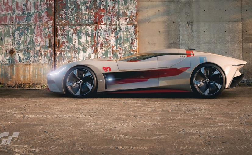 Jaguar Vision GT Coupe Is The Perfect Way To Wish Happy Star Wars Day