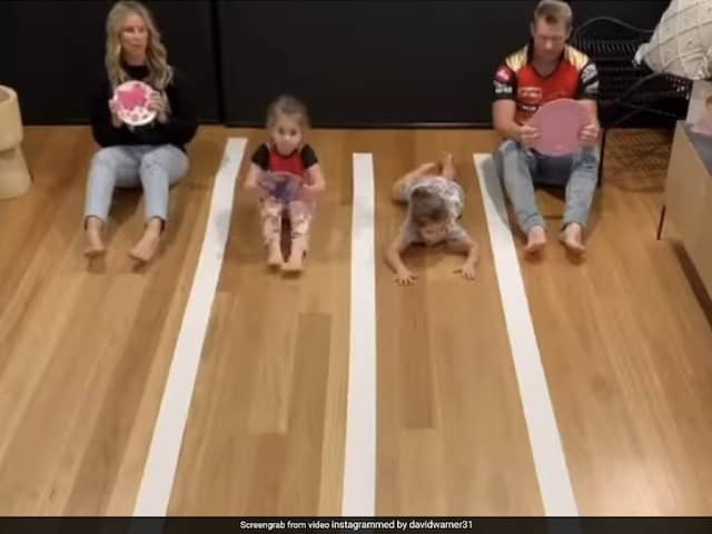 "Watch: David Warner Participates In Unique ""Car Race"" With Family In Latest TikTok Video"
