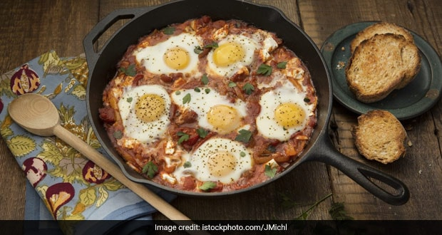 Protein-Rich Breakfast: Eggs-Based Shakshuka Is The New Trending Lockdown Recipe You Must Try