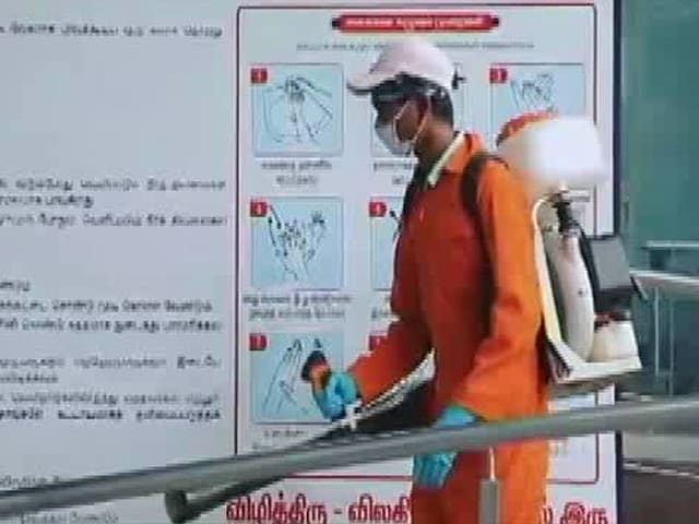 Video : Chennai Corporation To Seal Offices Violating Disinfection Norms