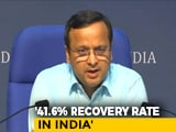 Video : Fatality Rate Has Reduced To 2.8% From 3.3%, Says Government