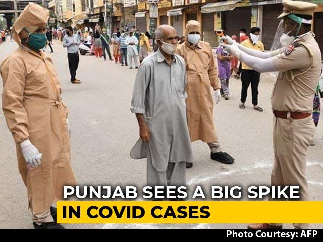 Video : 173 Sikh Pilgrims COVID-19 +ve In Punjab After Return From Maharashtra