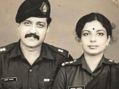 Priyanka Chopra Shares A Tribute Pic Of Her Parents - Both Were In The Army
