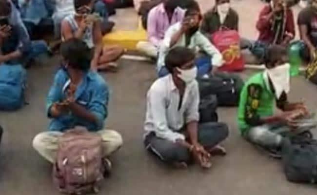 How Police Is Ensuring Stranded Migrants Have Memorable Stay In Goa