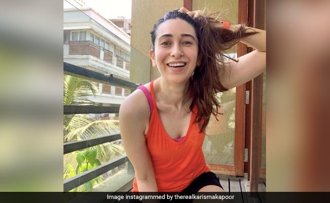'Say Squeeze': Karisma Kapoor, In A Fruity Mood, Shares Her Mantra To Beat Lockdown Gloom