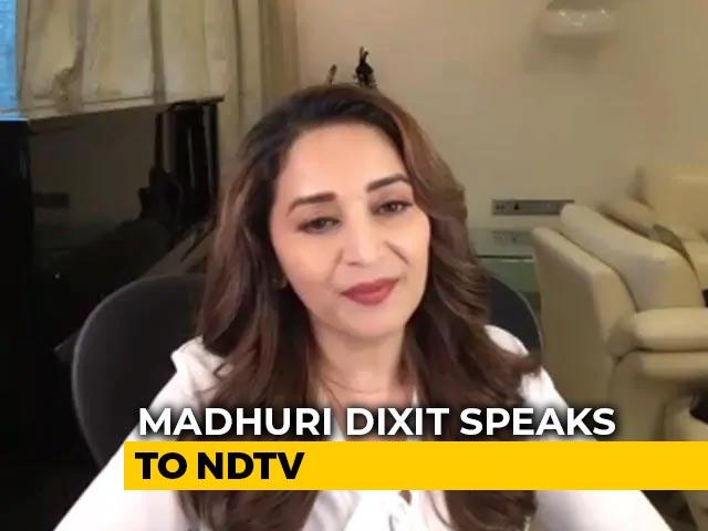 Madhuri Dixit's Dhak Dhak Story