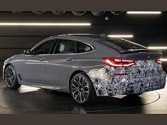 2021 BMW 5 Series, 6 Series Gran Turismo Facelift Teased Ahead Of Global Debut