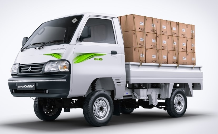 The Super Carry is the sixth BS6 compliant S-CNG vehicle from Maruti Suzuki