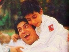 Flashback Friday: Introduced By Amitabh Bachchan On Stage, Little Abhishek Just Didn't Want To Leave