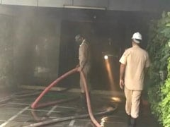 Fire At Noida Authority Office, Several Files Destroyed