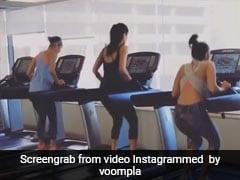 कैटरीना कैफ, आलिया भट्ट और परिणीति चोपड़ा जिम में यूं कर रही हैं एक्सरसाइज, वायरल हुआ थ्रोबैक Video