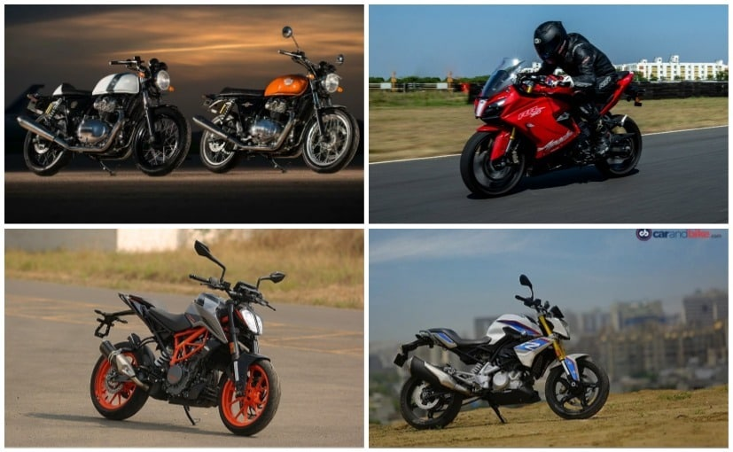 Best Bikes For Around Rs. 3 Lakh