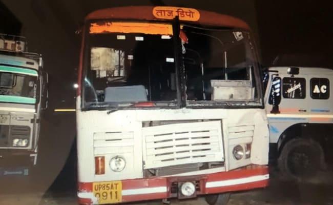 मुज़फ्फ़रनगर : पंजाब से बिहार पैदल जा रहे प्रवासी मज़दूरों को UP रोडवेज की बस ने कुचला, 6 की मौत