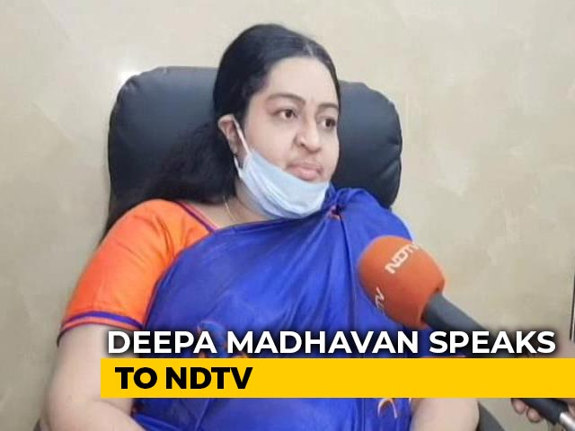 Video : Government Should Hand Over Properties: J Jayalalithaa's Niece