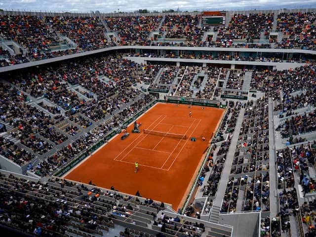 Coronavirus: Roland Garros Planning For Fans Not Empty Seats