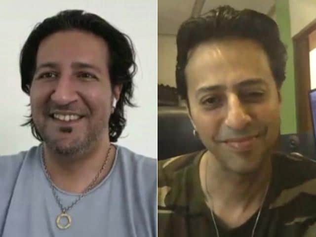 Video : Salim-Sulaiman On Their New Song <i>Maalik Mere</i>