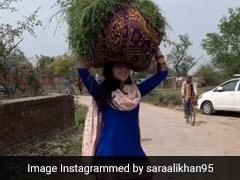 सारा अली खान ने लॉकडाउन में कराया फैंस को 'भारत दर्शन,' जम्मू-कश्मीर से लेकर तिरुपति तक की कराई सैर- देखें Video