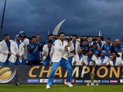 On This Day In 2013, India Defeated England To Win Champions Trophy