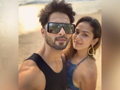 "Shahid Kapoor Did This For Wife Mira ""For The First Time In 5 Years"""