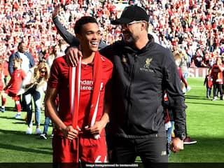 """He Makes Dreams Come True"": Trent Alexander-Arnold Hails Liverpool Manager Jurgen Klopp"