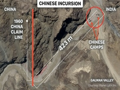 China Withdrawing In Ladakh, Tents Gone, Troops Reduced