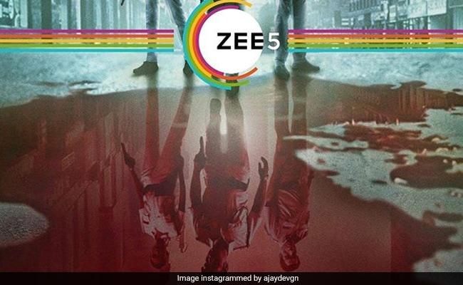 अजय देवगन ने शेयर किया Lal Bazaar का ट्रेलर, क्राइम और थ्रिलर से भरपूर दिखा Video