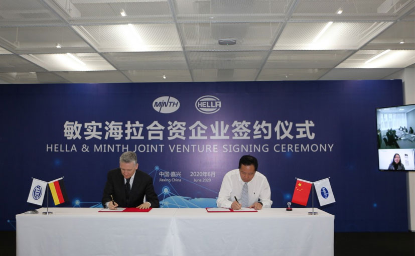 Hella And Minth Group Establish New Joint Venture In China