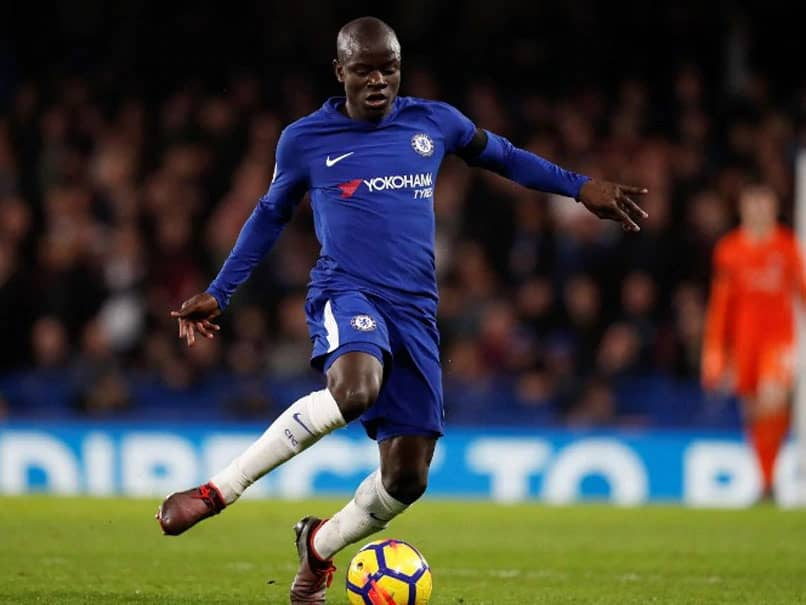NGolo Kante Begins Contact Training With Chelsea Teammates Ahead Of Premier League Restart