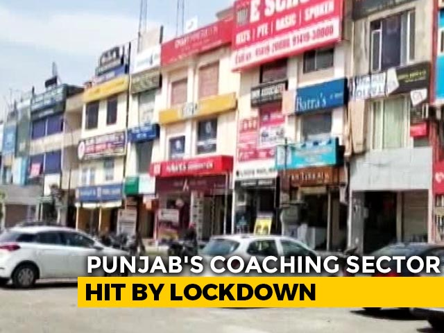Video : Coronavirus Pandemic Hits Immigration Dreams, Industry In Punjab